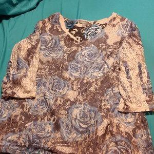 Essentials womens blouse
